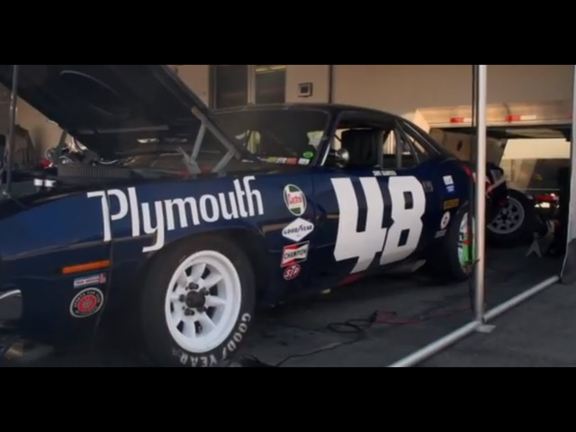 Pebble Beach 2012: 1970 <em>Plymouth</em> Barracuda AAR Trans-Am Race Car - Jay Leno's Garage