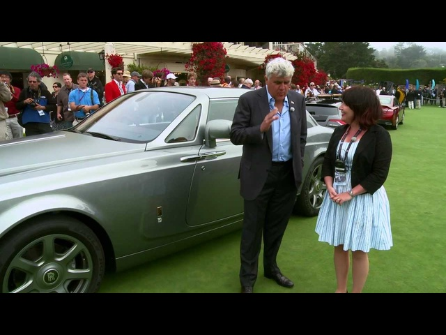 Pebble Beach 2012: Concept Lawn - Jay Leno's Garage