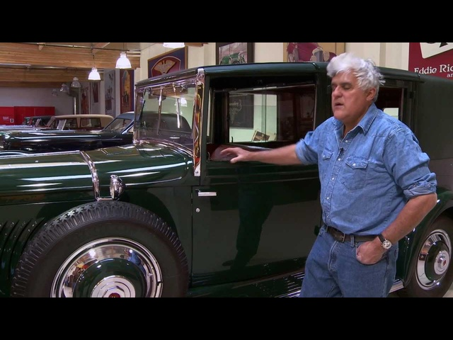 1931 <em>Duesenberg</em> Model J Town Car - Jay Leno's Garage