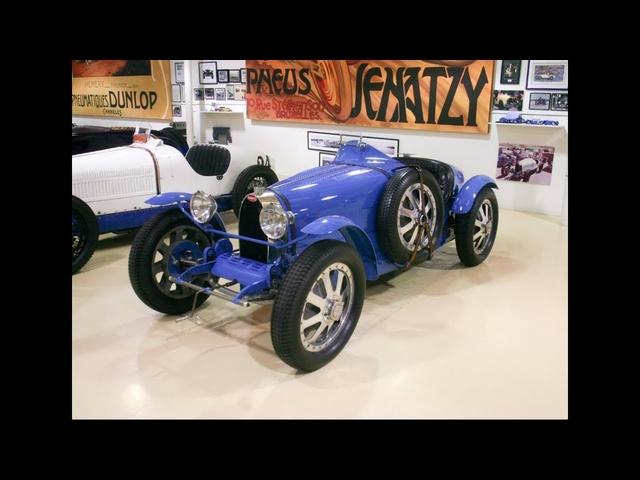 <em>Bugatti</em> Type 51 -Jay Leno's Garage