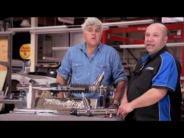Universal Steering System - Jay Leno's Garage