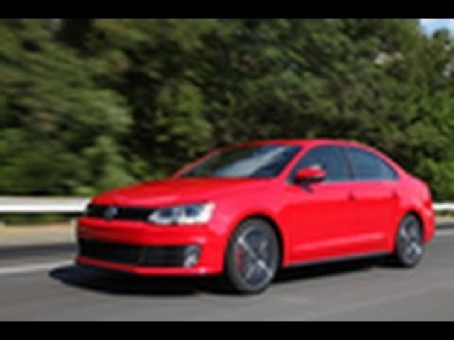 2012 Volkswagen Jetta GLI - Drive Time Review with Steve Hammes | TestDriveNow