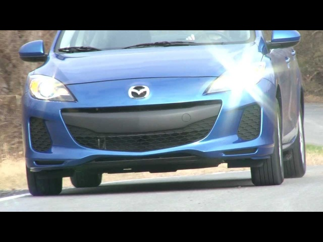 2012 <em>Mazda</em> <em>MAZDA</em>3 SkyActiv - Drive Time Review with Steve Hammes | TestDriveNow