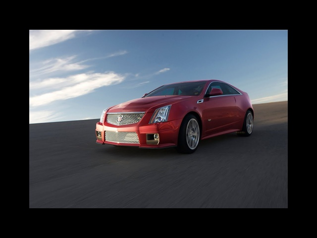 2012 Cadillac CTS-V Coupe - Drive Time Review with Steve Hammes | TestDriveNow