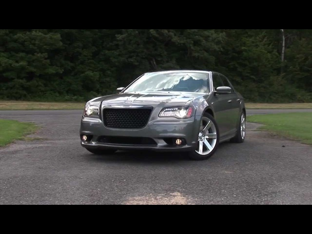 2012 Chrysler 300 SRT8 - Drive Time Review