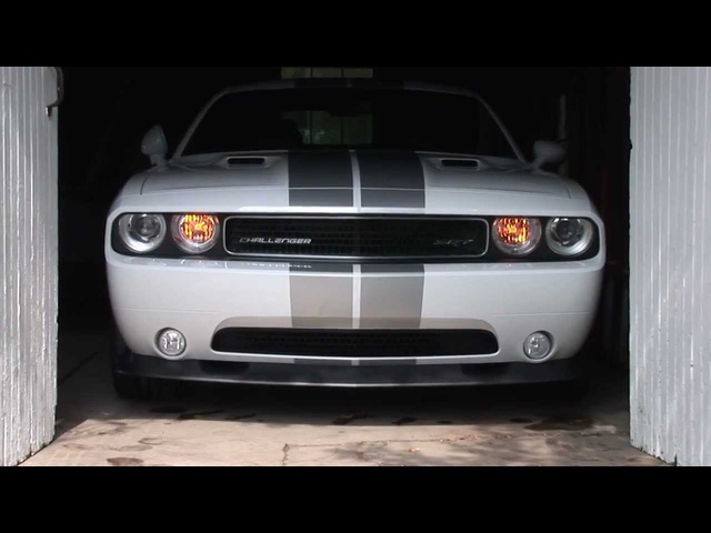 2012 <em>Dodge</em> Challenger SRT8 392 - Drive Time Review | TestDriveNow