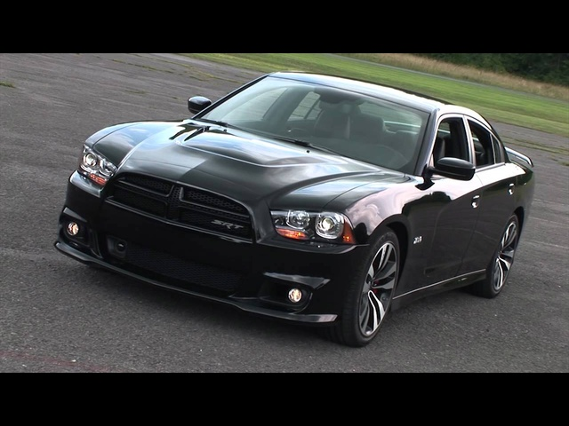 2012 Dodge Charger SRT8 - Drive Time Review | TestDriveNow