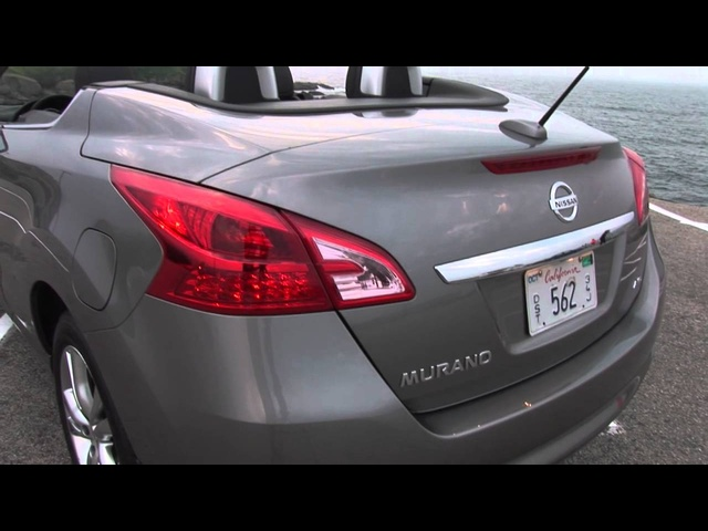 2011 Nissan Murano CrossCabriolet - Drive Time Review | TestDriveNow