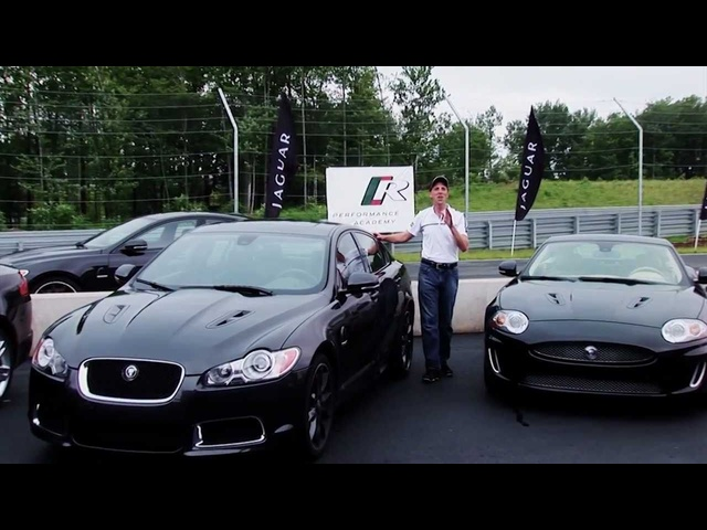 Jaguar R Performance Academy - Drive Time Special