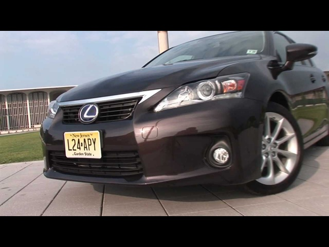 2011 Lexus CT 200h - Drive Time Review | TestDriveNow