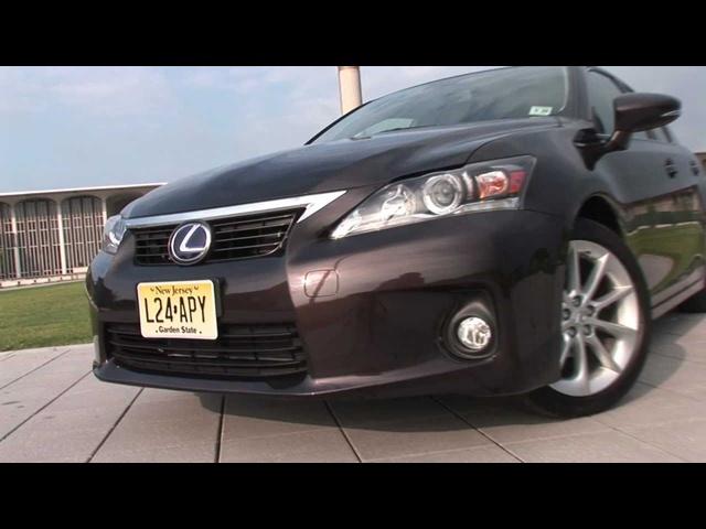2011 <em>Lexus</em> CT 200h -Drive Time Review