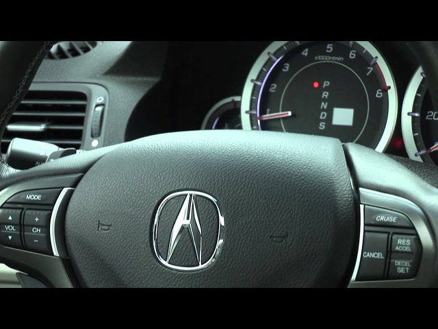 2011 Acura TSX Sport Wagon - Drive Time Review