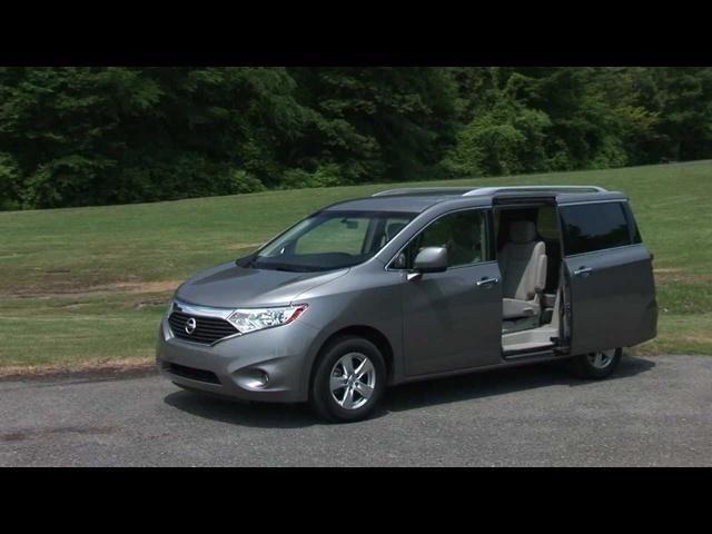 2011 Nissan Quest -Drive Time Review