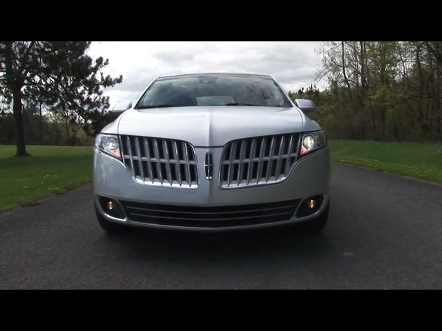 2011 Lincoln MKT EcoBoost - Drive Time Review