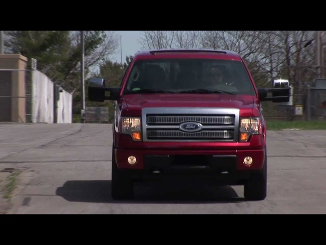 2011 Ford F-150 EcoBoost - Drive Time Review | TestDriveNow