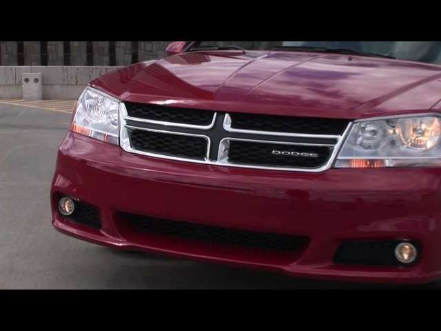 2011 <em>Dodge</em> Avenger - Drive Time Review | TestDriveNow