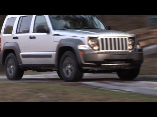 2011 <em>Jeep</em> Liberty Renegade - Drive Time Review