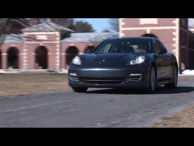 2011 Porsche Panamera 4 -Drive Time Review | TestDriveNow
