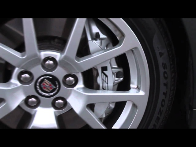 2011 Cadillac CTS-V Wagon - Drive Time Review | TestDriveNow