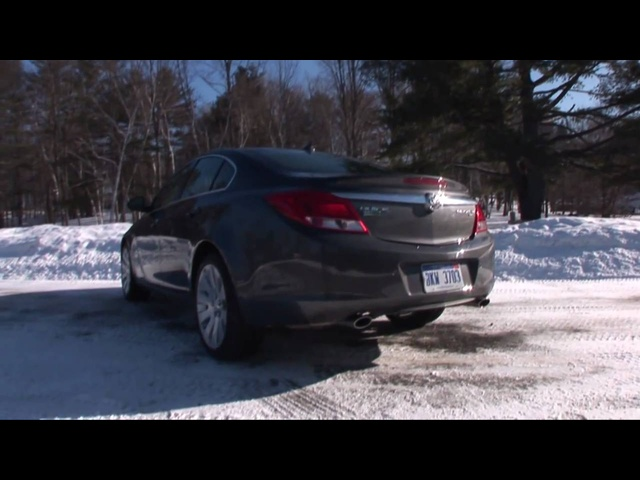 2011 Buick Regal CXL Turbo - Drive Time Review | TestDriveNow