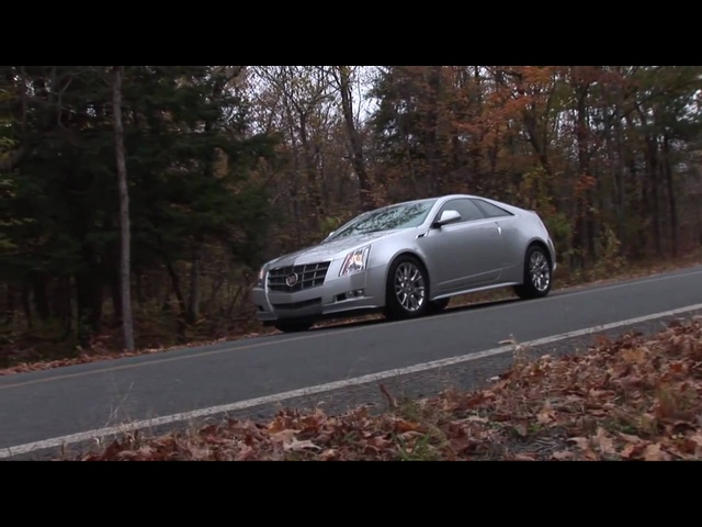 2011 Cadillac CTS Coupe - Drive Time Review | TestDriveNow