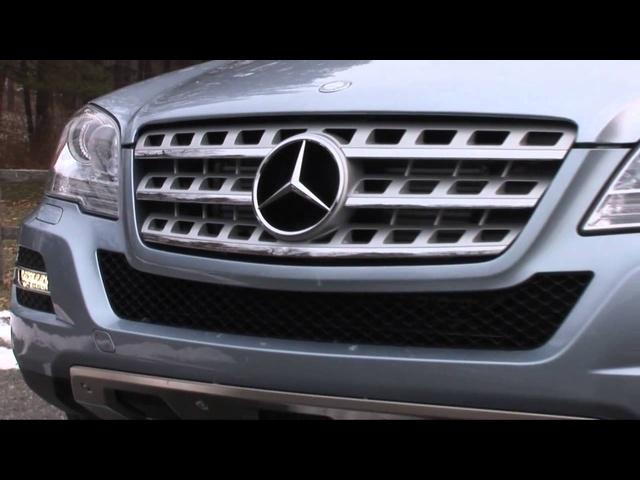 2011 Mercedes-Benz ML350 BlueTEC -Drive Time Review | TestDriveNow