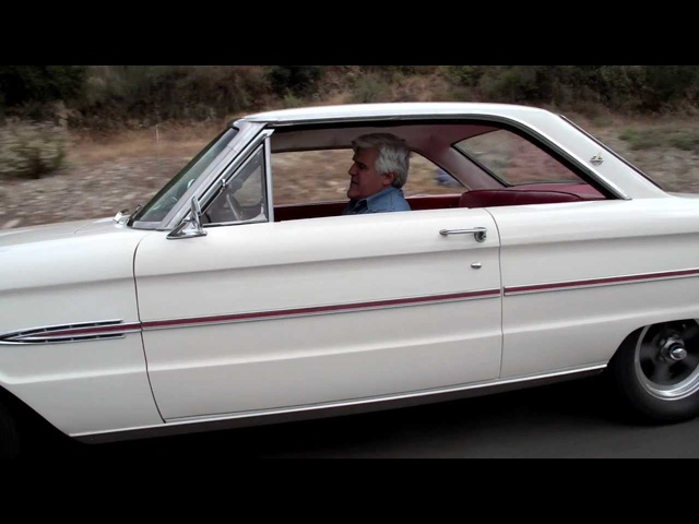 1963 Ford Falcon Sprint - Jay Leno's Garage