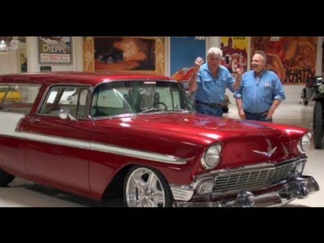 1956 Chevrolet Nomad Restomod -Jay Leno's Garage