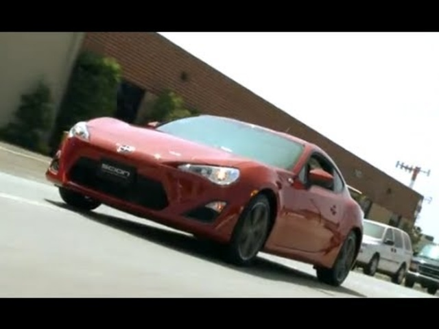 2013 Scion FR-S - Jay Leno's Garage