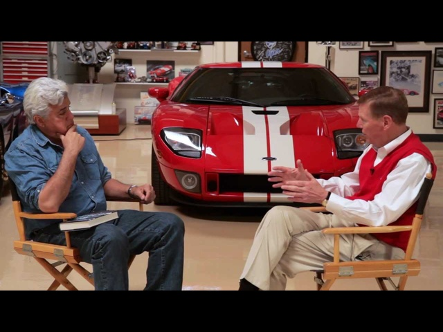 Ford CEO Alan Mulally - Interview - Jay Leno's Garage