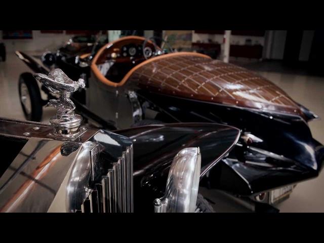 1937 Rolls-Royce Boat Tail Speedsters -Jay Leno's Garage