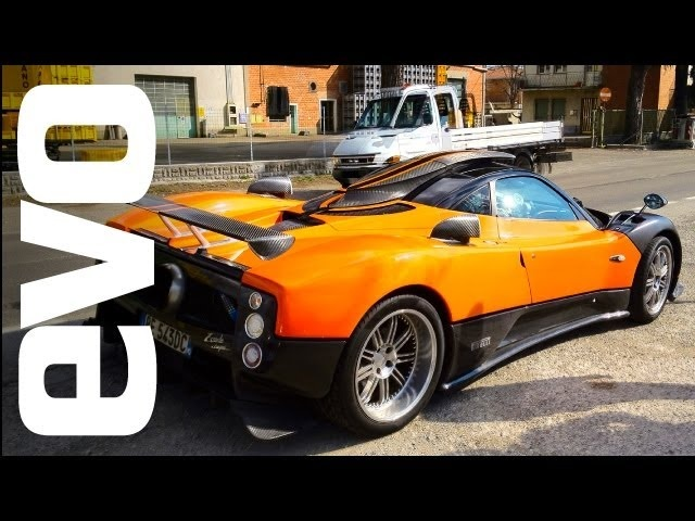 evo Diaries: Pagani Zonda 760RS Exclusive Bonus Footage