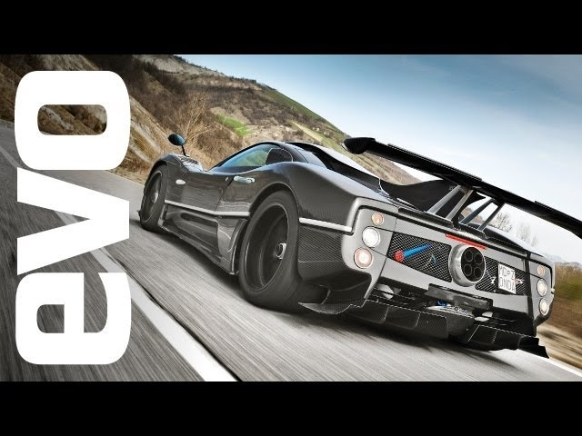 World Exclusive: <em>Pagani</em> Zonda 760RS driven! evo Diaries