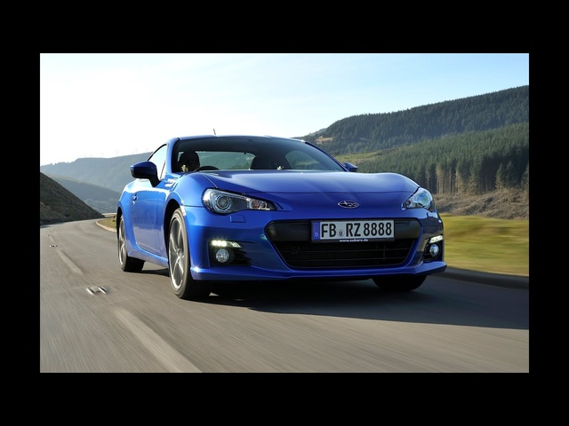 <em>Subaru</em> BRZ review and roadtrip | evo REVIEW