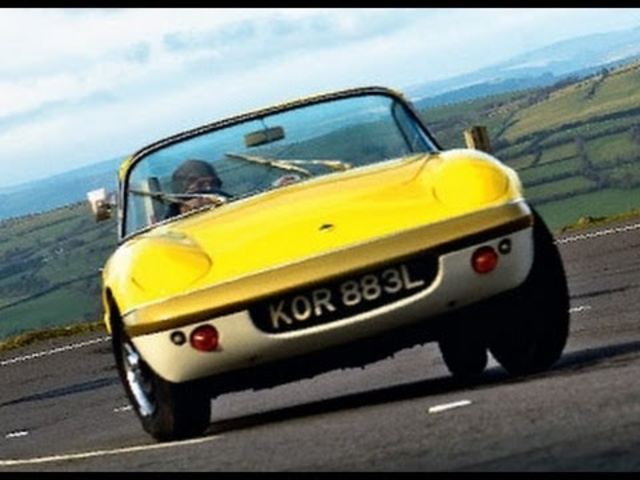 evo Diaries- <em>Lotus</em> Elan Sprint