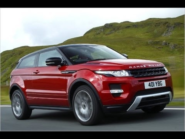 evo Diaries- Range <em>Rover</em> Evoque- video review