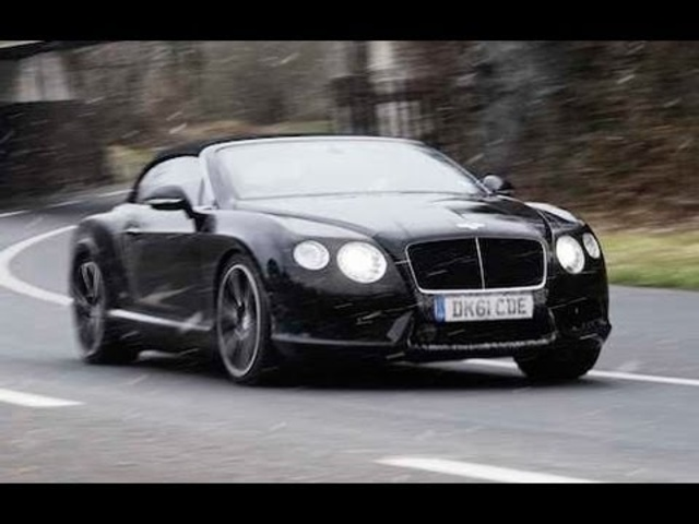 evo Diaries- <em>Bentley</em> Continental V8 GTC video review