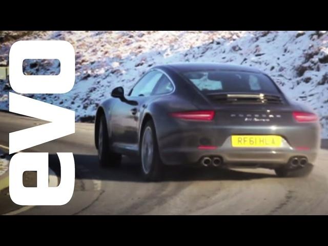 2012 Porsche 911 Carrera 3.4 Review- evo magazine