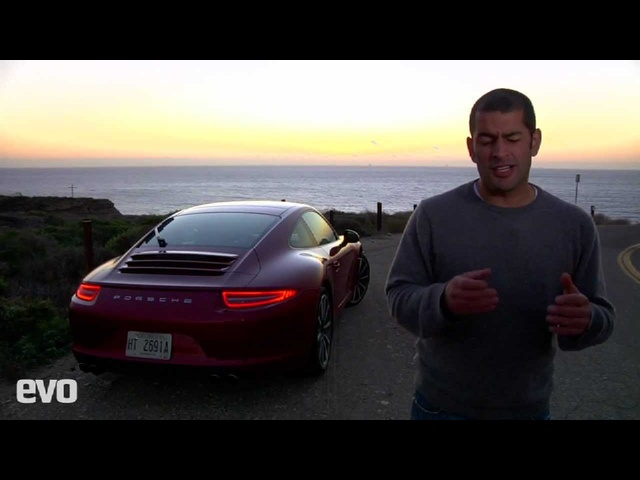 2012 Porsche 991 Chris Harris Full Review- evo exclusive