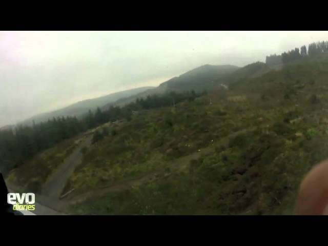 Wales Rally GB 2011-evo Diaries
