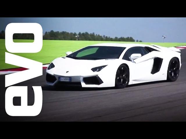 Lamborghini Aventador Review -eCOTY 2011