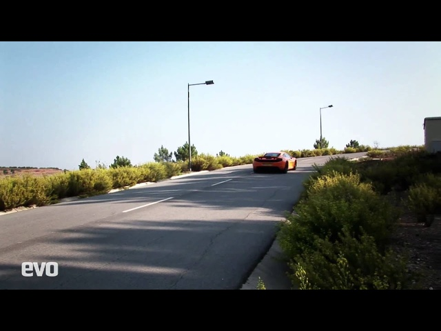 Mclaren MP4-12C Review- eCOTY 2011