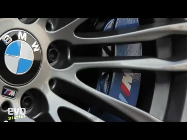 2011 <em>BMW</em> M5 Review - Chris Harris video diaries - EVO