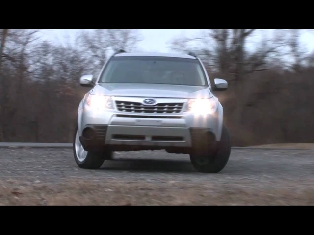 2011 <em>Subaru</em> Forester - Drive Time Review | TestDriveNow