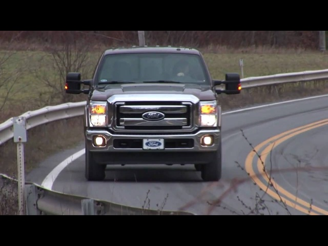 2011 Ford F-250 Super Duty - Drive Time Review | TestDriveNow