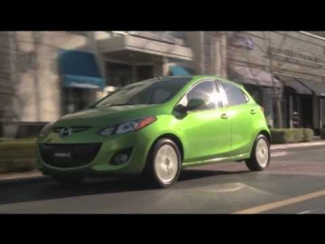 2011 <em>Mazda</em> <em>MAZDA</em>2 - Drive Time Review | TestDriveNow