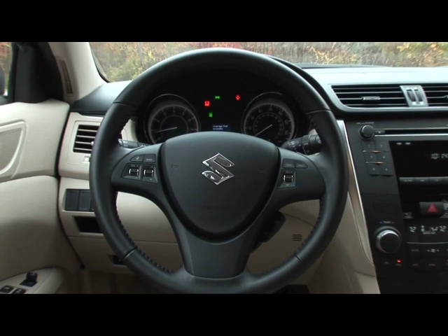 2011 Suzuki Kizashi -Drive Time Review | TestDriveNow