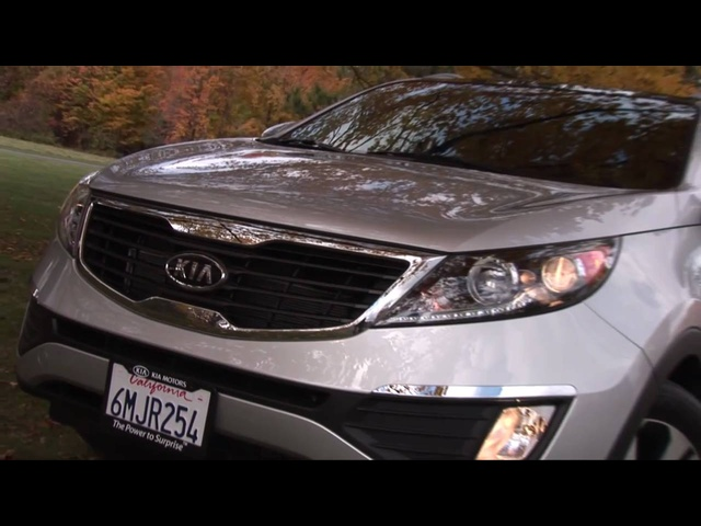 2011 <em>Kia</em> Sportage - Drive Time Review