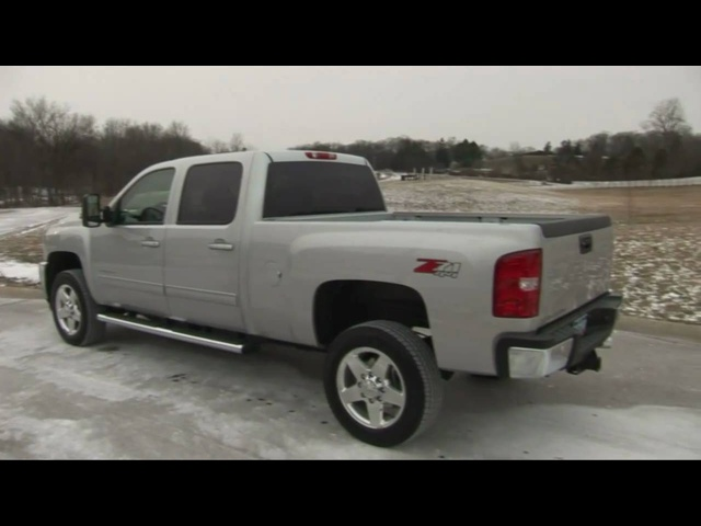 2011 Chevrolet Silverado HD - Drive Time Review | TestDriveNow