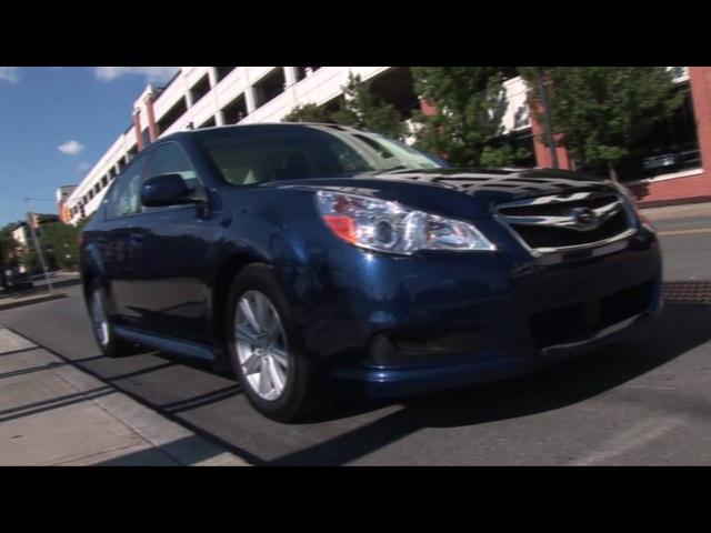 2010 <em>Subaru</em> Legacy 2.5i -Drive Time Review | TestDriveNow